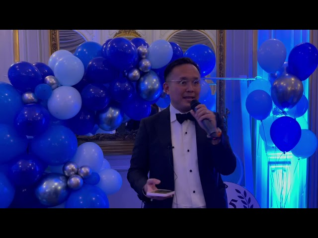 Dr. Lam's Speech as a President of the American Board of Hair Restoration Surgery (ABHRS)
