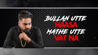Repeat Kaafila - Official Lyrical Music Video - Navv Inder