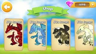 Fantasy Kingdom - Running Monster 2D