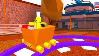 YOU WON'T BELIEVE WHAT THIS ROBLOX JAILBREAK MAP IS..