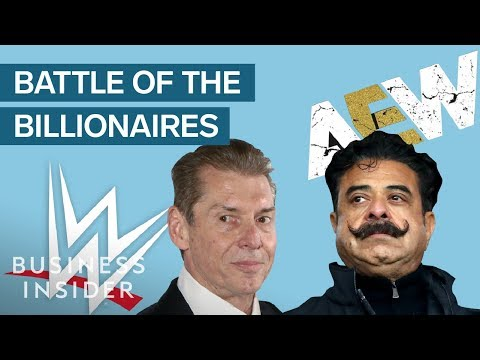 Billionaire Family Is Taking On Vince McMahon & WWE