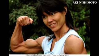 Favorite Asian Female Bodybuilders (Photo Slideshow #1)
