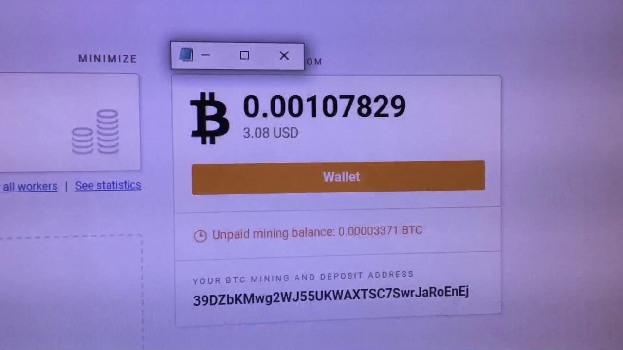 first ever bitcoin wallet