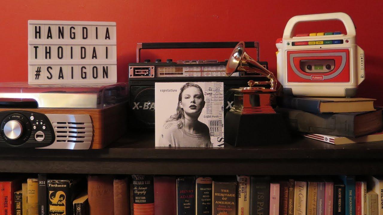 Taylor Swift Reputation Digipak Ver Target Magazine