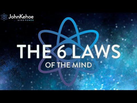 John Kehoe: The 6 Laws