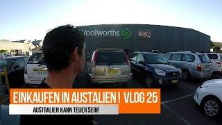 Einkaufen in Australien! Alkohol und Zigaretten unbezahlbar! Vlog 25 | Michael Weltweit