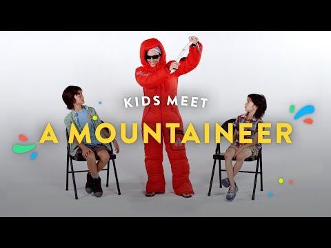 Kids Meet A Mountaineer   Kids Meet   HiHo Kids