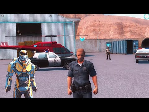 Gangstar Vegas - Binary BlastCast LV 3 - Steal Frank's Chopper