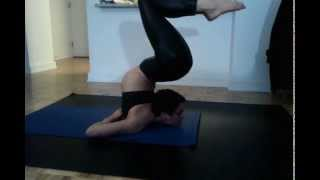 Nina Burri Contortion Back- and Hipflexibility