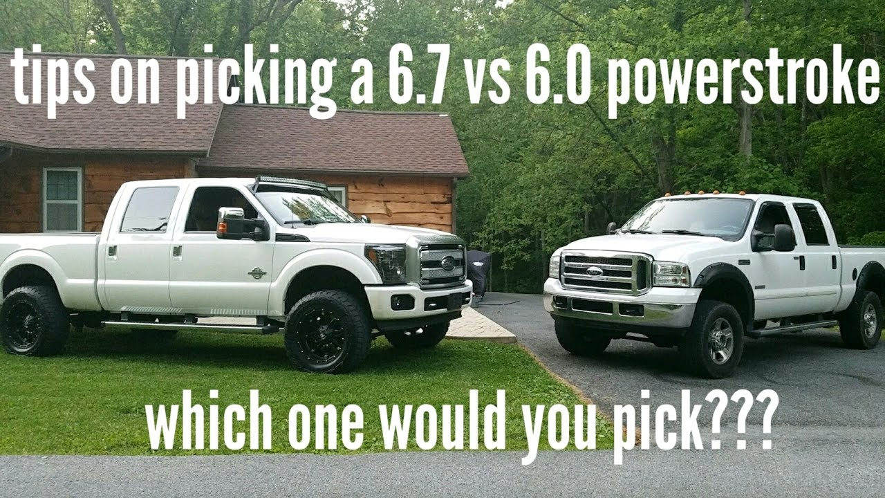 6 7 Powerstroke Problems >> 6 7 Vs 6 0 Powerstroke Debate