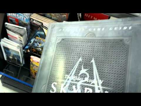 Skyrim Legendary Edition Strategy Guide Is MASSIVE