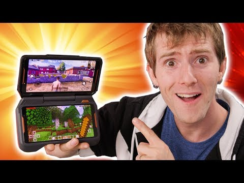 The ROG Phone Can Play TWO GAMES at Once!