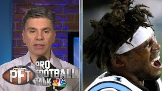 Should Carolina Panthers look to Colin Kaepernick as backup plan? | Pro Football Talk | NBC Sports