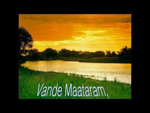 Maa Tujhe Salam Vande Maataram Lyrics A R Rehman By Lyricsindia