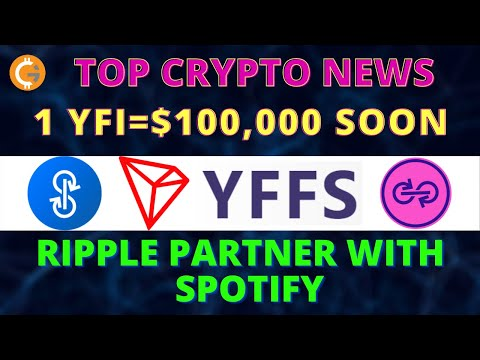 Top Crypto News | YFI Will Hit $100k | YFFS Launched Microstake | YFII Latest Update | Tron, Ripple