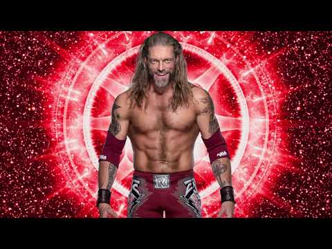 """WWE : Edge Official Theme Song """"Metalingus"""""""