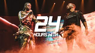 Krept & Konan | 24 Hours With (Ep.10) | Link Up TV