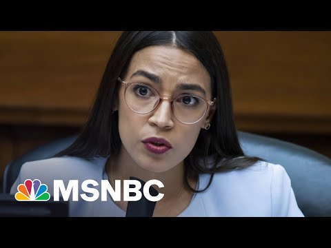 How Rep. Ocasio-Cortez Is Dealing With The 'Trauma' Of Capitol Attack