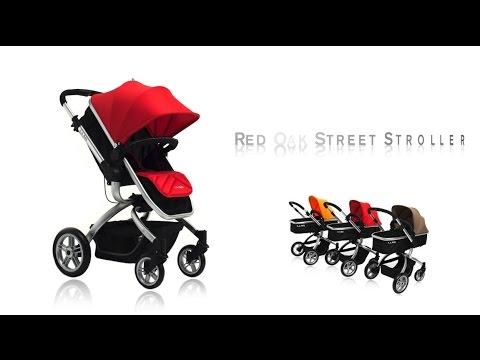 L.A. Baby Red Oak Street Stroller