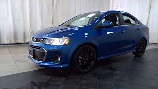 2018 Chevrolet Sonic Des Plains, Niles, Glenview, Chicago, Elk Grove, IL B24911