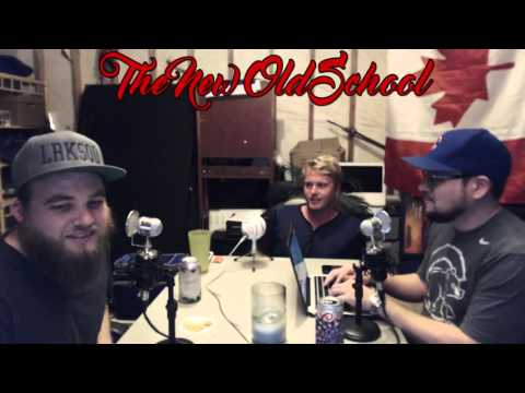 The New Old School Podcast #005 ft Mason Masters