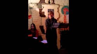 """Вальпараисо"", стихи о смерти и жизни, Саммер бар 2013 март"