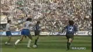 Inter 2-1 Napoli - Campionato 1988/89