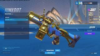 Overwatch - Buying My Golden Gun