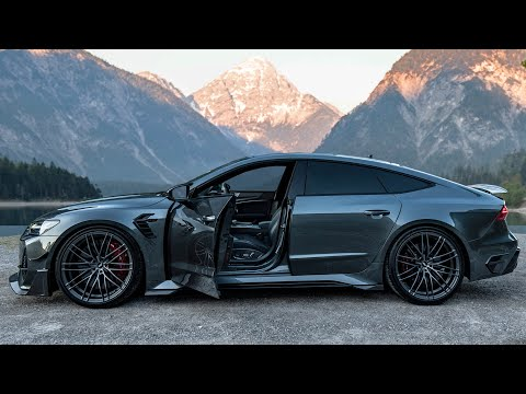 NEW! 740HP 2020 AUDI RS7-R SPORTBACK - MOST BEAUTIFUL RS7 EVER? ABT Sporstline Beast In Detail