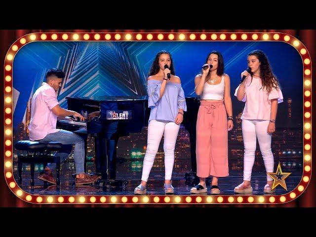 Este GRUPO dedica su 'HALLELUJAH' al fallecido LEONARD COHEN | Inéditos | Got Talent España 2019