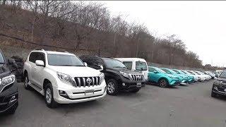 Авторынок2019, ЦЕНЫ, ВИДЕО, джипы, минивены, Toyota Prado
