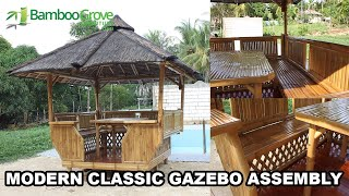 Bamboo Grove Furniture - Modern Classic Assembly