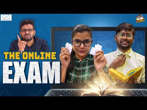 The Online Exam    Arushi Goel    Teja Vikky    Eyybomma    Infinitum Media