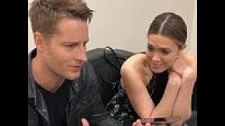 Justin Hartley & Mandy Moore call This Is Us fan to say thanks