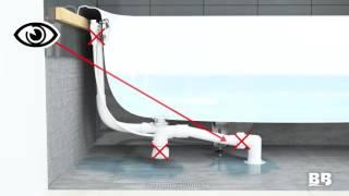видео Ванна стальная Roca Contesa 120х70 (212106001)