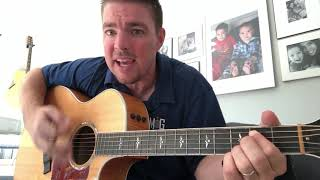 The Long Way | Luke Combs | Beginner Guitar Lesson