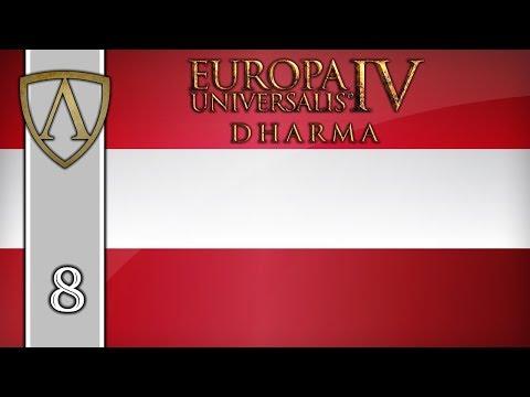 Let's Play EU4 -- 1.27 Poland Patch -- Austria -- Part 8