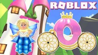 Königliche Kutschen! Roblox: 👑Adopt Me!👑 Royal Carriages