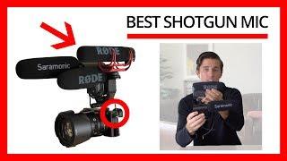 Best Shotgun Mic for DSLR