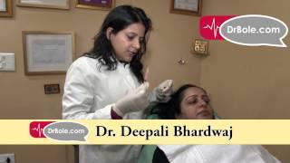 PRP Hairfall Technique Dr Deepali Bhardwaj Skin & Hair Specialist | Hindi Health Tips