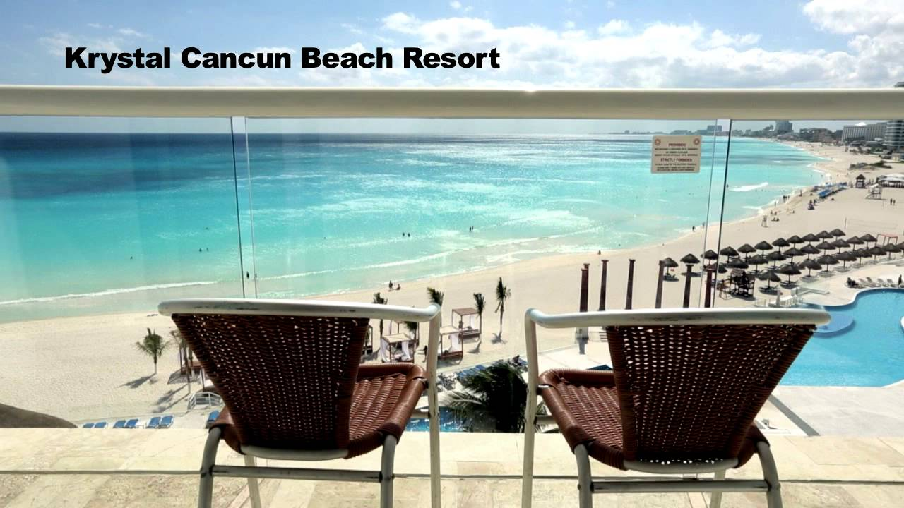 krystal cancun beach resort | bookit® guest reviews - youtube