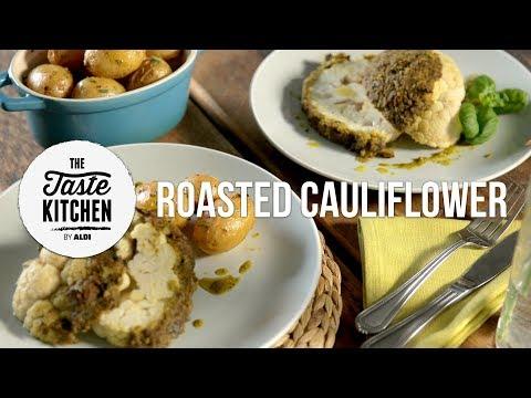 Mother's Day - Vegetarian Roasted Cauliflower