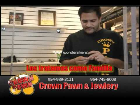 Casa De Empeño CROWN PAWN SHOP IN HOLLYWOOD FT LAUDERDALE MIAMI DAVIE OAKLAND PARK POMPANO BEACH