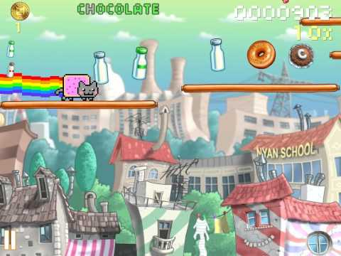 Nyan Cat: Lost In Space 4.0 Update is Available! - Free