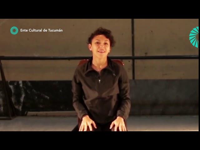 Taller de Danza para adultos mayores Clase 3  Melisa Bellagamba Ballet Contemporáneo de la Provincia