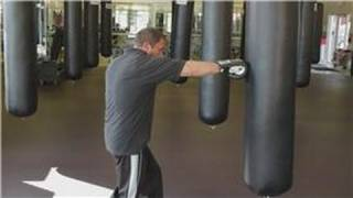 Boxing Tips : How To Punch A Boxing Bag