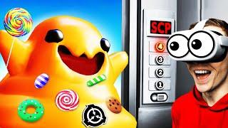 Unlocking SCP-999 FLOOR With VR ELEVATOR