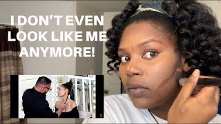 I TRIED FOLLOWING A SCOTT BARNES MAKEUP TUTORIAL | Mind Blowing | *Watch til the end*