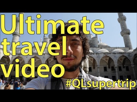 #QLsupertrip - Ultimate travel video