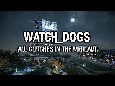 Watch Dogs-  ALL Merlaut Hotel Glitches!